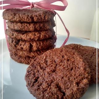 Fudgy Chocolate Cheesecake Cookies