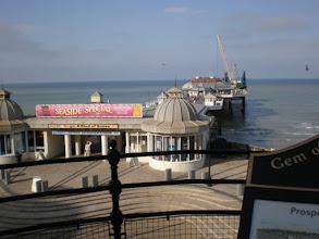 Photo: Norfolk Coast Path - From Wiveton to Cromer - Cromer Pier
