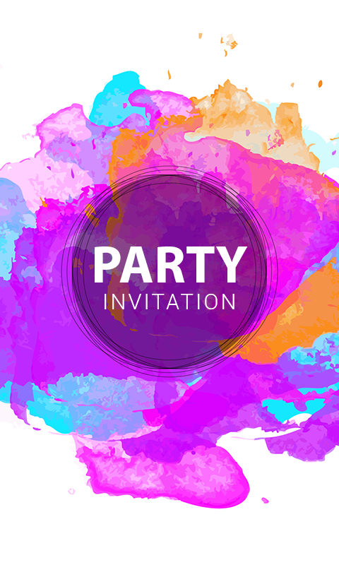 Party invitation cards android apps on google play party invitation cards screenshot stopboris Gallery