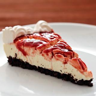 Raspberry Dream Cheesecake.