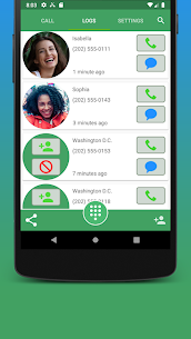 Contacts, Dialer and Phone by Facetocall 5