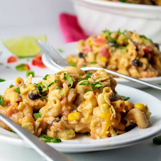 Pumpkin Chili Macaroni and Cheese