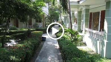 Video: Room at Malibu Garden Resort, Koh Samet