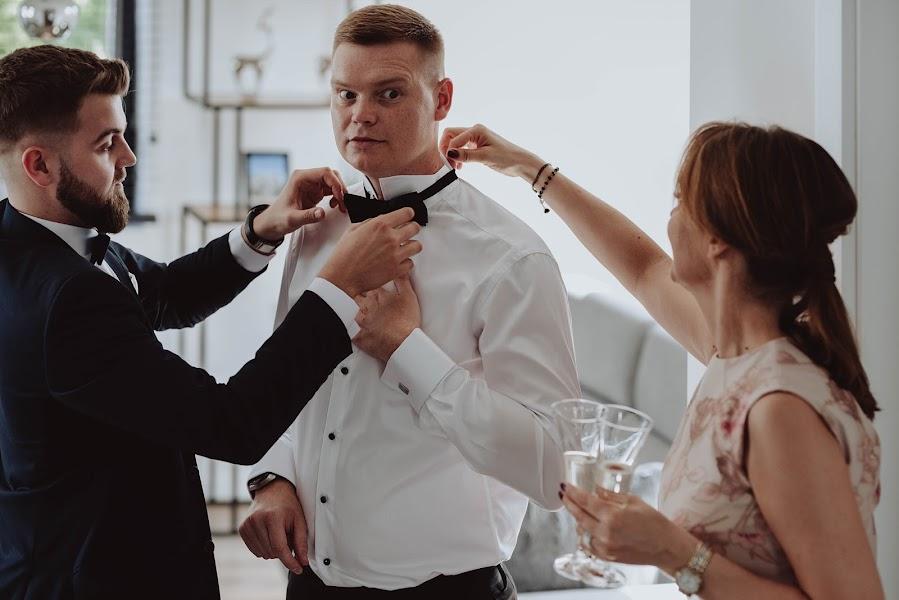 Wedding photographer Agnieszka Gofron (agnieszkagofron). Photo of 23.01.2020