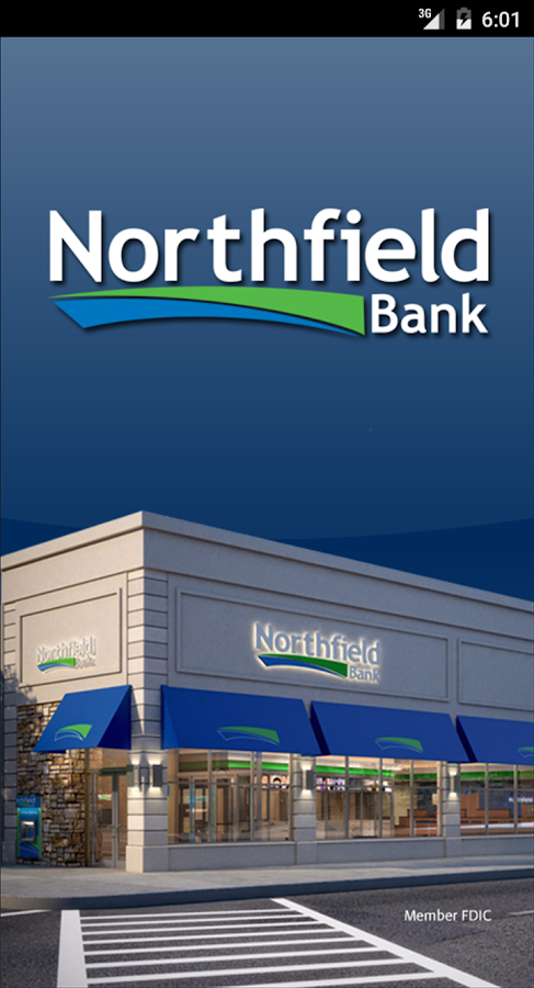 Northfield Bank – Mobile Bank- screenshot