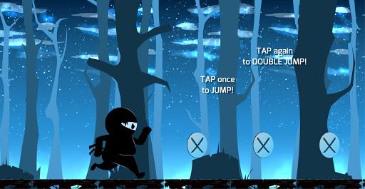 Endless Ninja Run