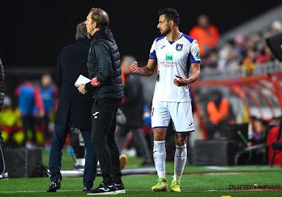 """Frank Vercauteren voulait trois points, mais ... """"Ce n'était pas assez bon"""""""
