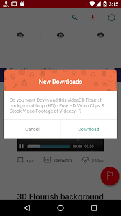 ILoader Free Video Downloader - náhled