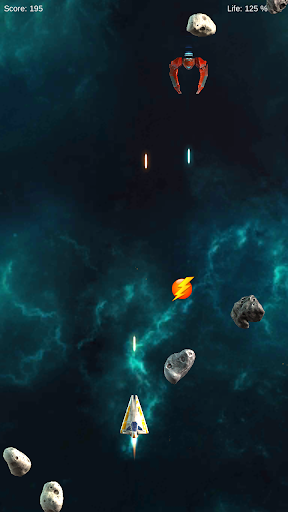 Space Shooter Unity