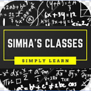 Simha's Classes