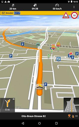 NAVIGON  screenshots 9
