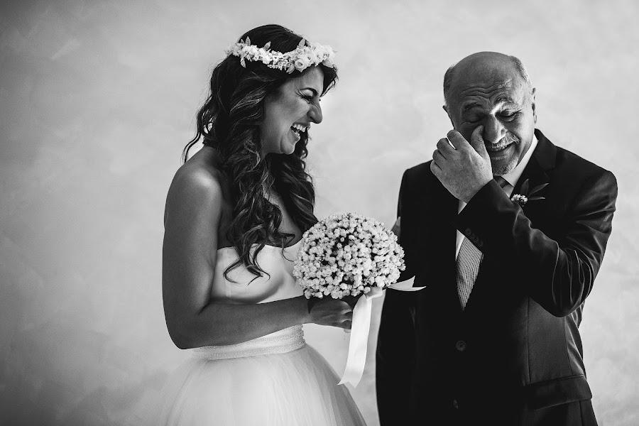 Wedding photographer Daniele Torella (danieletorella). Photo of 16.11.2017