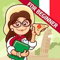 Italian for Beginners: LinDuo HD icon