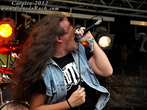 Photo: Festival 13 Muertes (07/07/2012). Strike Back