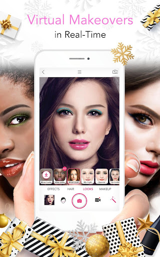 YouCam Makeup - Magic Selfie Makeovers 5.30.5 screenshots 2