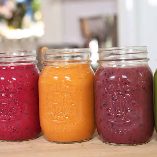 5 MORE Breakfast Smoothies.