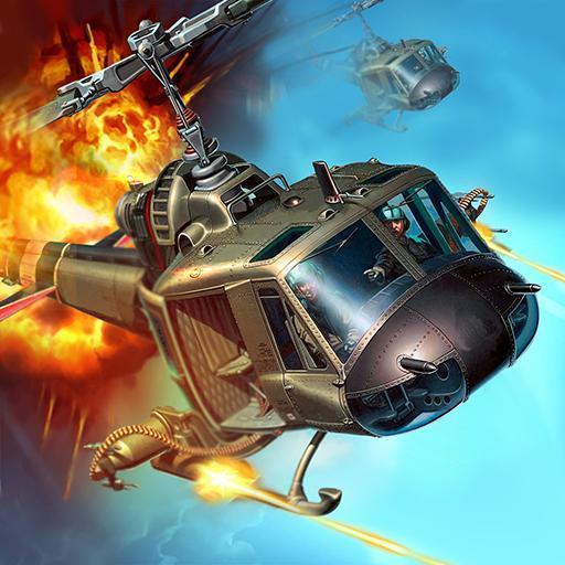 Gunship Air Strike Combat Mission