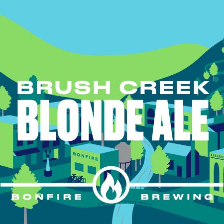 Logo of Bonfire Brush Creek Blonde