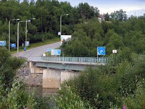 Photo: granica finland-norway