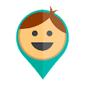 Family GPS locator Kid Control icon