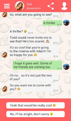 Hey Love Adam: Texting Game 1.91 screenshots 17