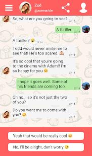 Hey Love Adam: Texting Game 18