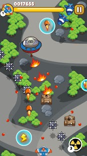 Sky Raiders - Battle Wars- screenshot thumbnail