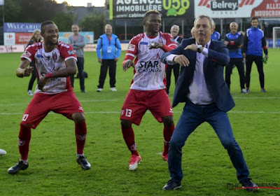 """Mircea Rednic heureux et piquant: """"Merci au Standard et à Bruges pour ces joueurs!"""""""