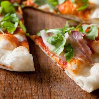Mangalitsa Speck Pizza