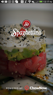 Spaghettino Italian Restaurant- screenshot thumbnail