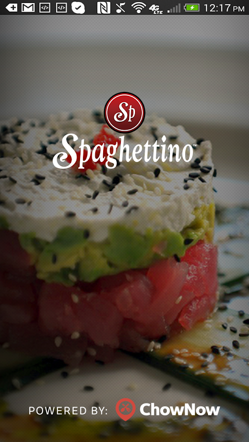 Spaghettino Italian Restaurant- screenshot