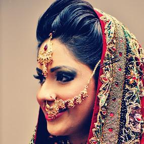 by Izz Razak - Wedding Bride