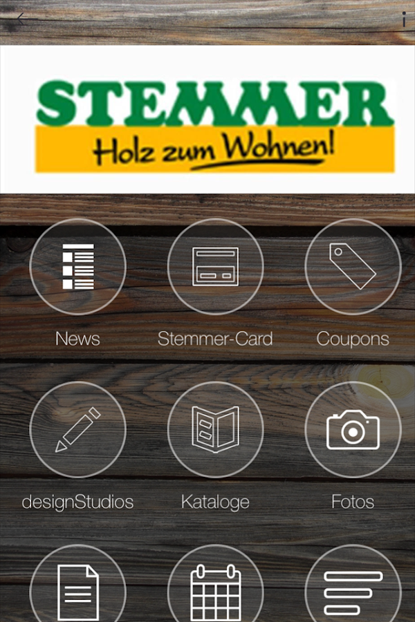 Stemmer Holz- screenshot