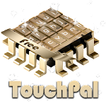 Brown invasion TouchPal