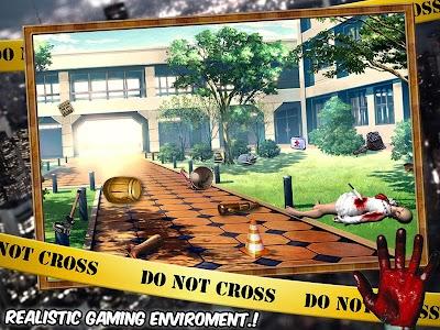 Murder Mystery Crime Scene screenshot 0