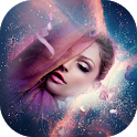 Shattering Effect Photo Editor - Overlay & Frames icon