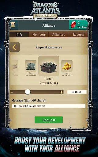 Dragons of Atlantis 10.0.0 screenshots 2