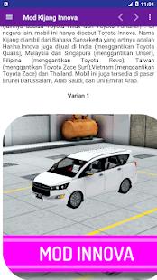 Download Mod Bussid Innova Baru APK + Mod APK + Obb data 1 0 by
