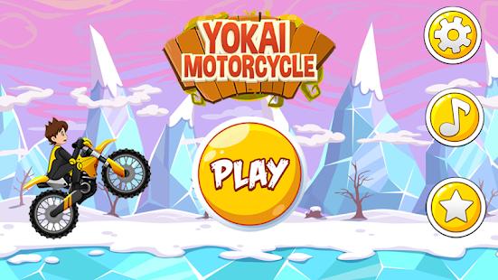 Adventure Yokai Motorcycle - náhled