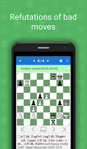 Chess Tactics Art (1600-1800) v0.9.7 Unlocked