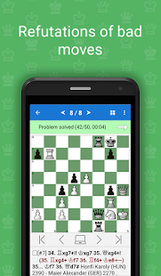 Chess Tactics Art (1600-1800)- screenshot thumbnail