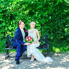 Wedding photographer Olga Yakovleva (Chibika). Photo of 14.06.2016