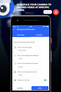 Background Video Recorder – Smart Recorder Video App Download For Android 3
