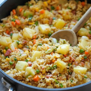 Fried Rice With Pork Mince Recipes.