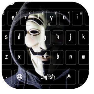 Anonymous Hackers GO THEME APK - Download Anonymous Hackers