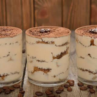 Chocolate Coffee Tiramisu.