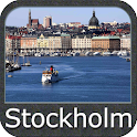 Stockholm GPS Map Navigator icon