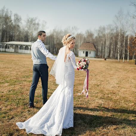 Wedding photographer Nataliya Pupysheva (cooper). Photo of 05.12.2017