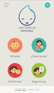 Lactancia Materna APROLAM - náhled