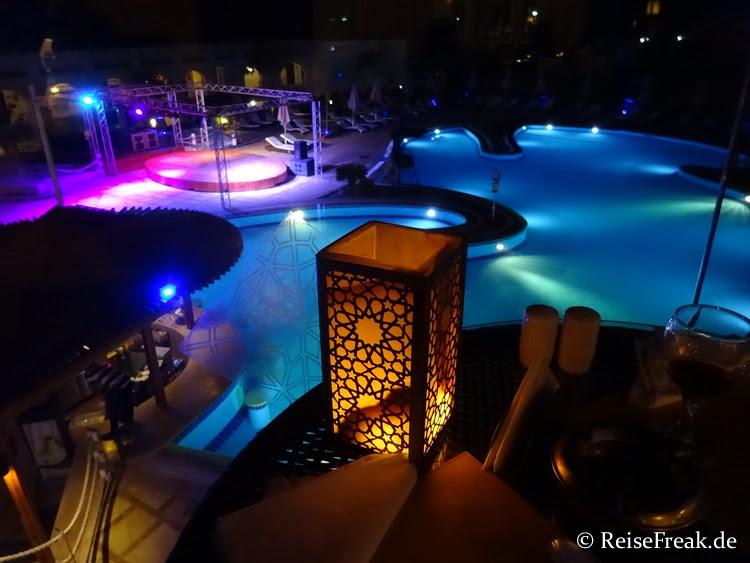 Pool im Sunrise Montemare Resort Hotel, Sharm el Sheikh, Sinai, Ägypten